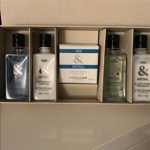 Loccitane Men's Gift Set